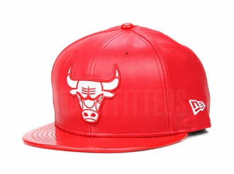 "Chicago Bulls Radiant Red Glacial White Air Jordan XI ""Win Like 96"" New Era Snapback"