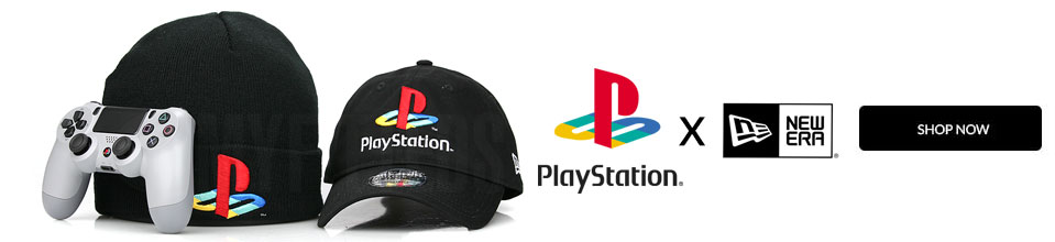 PlayStation New Era Hats