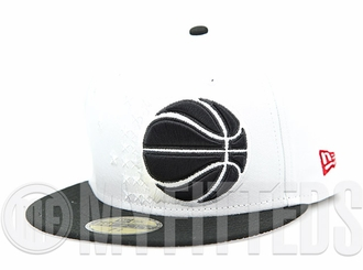 Orlando Magic Glacial White Jet Black Make Up Class of 1997 Foamposite Pro Matching New Era Hat