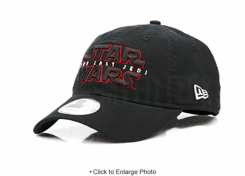 "Star Wars Episode VIII: ""The Last Jedi"" 2017 Movie Official New Era Dad Hat"