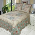 Annabel Oversized Coverlet Twin Size 2PC