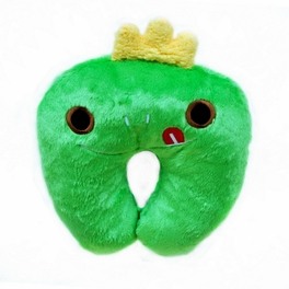 [Big Smile] Neck Cushion / Neck Pad (12 by 12 inches)
