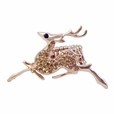 BLANCHO RING JEWELRY DEER JEWELLERY GOLDEN