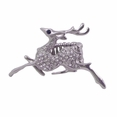 BLANCHO RING JEWELRY DEER JEWELLERY SILVER