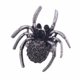 BLANCHO RING JEWELRY SPIDER BLACK HOUSE JEWELLERY BLACK