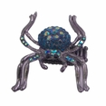 BLANCHO RING JEWELRY WOLF SPIDER JEWELLERY BLUE