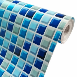 Blue Ocean - Self-Adhesive Wallpaper Home Decor (Roll)