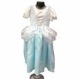 Girls Deluxe Cinderella Quality Dress Up Costume