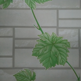Green Leaf - Self-Adhesive Wallpaper Home Decor (Roll)