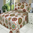 Julia Warm Oversize Coverlet Set Twin Size 2PC