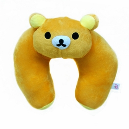 [Lucky Bear] Neck Cushion / Neck Pad (12 by 12 inches)