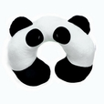 [Lucky Panda] Neck Cushion / Neck Pad (12 by 12 inches)