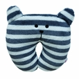 [Plains Zebra] Neck Cushion / Neck Pad (12 by 12 inches)