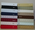 T300 Full size Stripe sheet sets