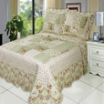 Upland Oversize Coverlet Set Twin Size 2PC