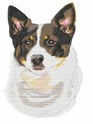 acd008 American Cattle Dog (small or large design)