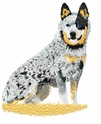 acd012 American Cattle Dog (small or large design)