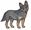 acd015 American Cattle Dog (small or large design)
