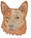 acd016 American Cattle Dog (small or large design)