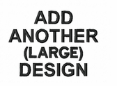 Add an Additional Large Design