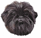 affen001 Affenpinscher (small or large design)