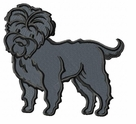 affen003 Affenpinscher (small or large design)