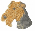 airedale006 Airedale (small or large design)
