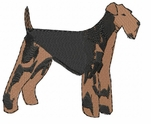 airedale008 Airedale (small or large design)