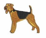 airedale013 Airedale (small or large design)