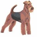 airedale020 Airedale (small or large design)