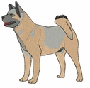 akita005 Akita (small or large design)