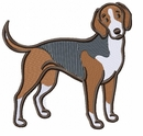 amerfox008 American Foxhound (small or large design)