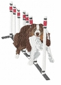 aussie001 Australian Shepherd (small or large design)