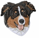 aussie004 Australian Shepherd (small or large design)