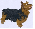 austter001 Australian Terrier (small or large design)