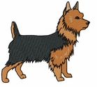 austter003 Australian Terrier (small or large design)
