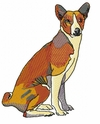 basenji001 Basenji (small or large design)