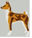 basenji008 Basenji (small or large design)
