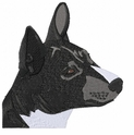 basenji013 Basenji (small or large design)