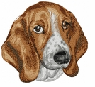 basset039 Basset Hound (small or large design)