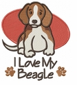 beagle004 Beagle (small or large design)