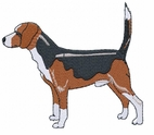 beagle010 Beagle (small or large design)