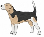 beagle014 Beagle (small or large design)