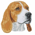 beagle017 Beagle (small or large design)