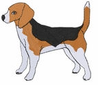 beagle019 Beagle (small or large design)