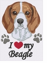 beagle042 Beagle (small or large design)