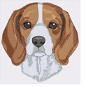 beagle044 Beagle (small or large design)