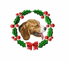 beagle3wreath Beagle (small or large design)