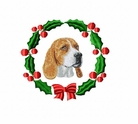 beagle4wreath Beagle (small or large design)