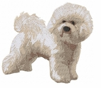 bichon007 Bichon Frise (small or large design)
